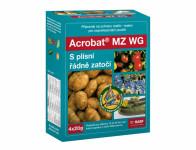 Fungicid ACROBAT MZ WG 4x20g