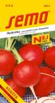 Semo Reďkovka červená - Kvarta tetraploidná na pole ik rýchlenie 5g - séria Naj