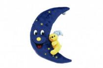Mesiac / nechtík s medvedíkom plyš 31cm