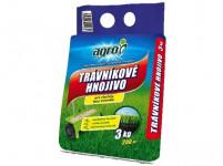 Hnojivo AGRO na trávnik 3kg