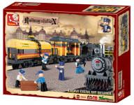 Stavebnice Vlakový speciál