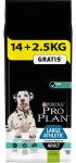 PRO PLAN Dog Adult Large Athl.Sens.Dig.Lamb 14+2,5 kg zdarma