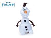 Frozen sněhulák Olaf plyšový 50 cm sedící