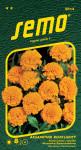 Semo Aksamitník rozkladitý - Petit oranžový 1g