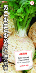 Dobrá semena Celer bulvový - Albin 0,4g
