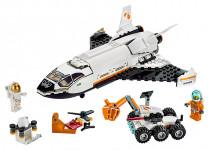 Lego City 60226 Space Port Raketoplán zkoumající Mars
