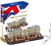 Puzzle 3D Palác  Buckingham – 72 dílků