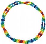Dětský náhrdelník duhový