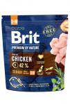 Brit Premium Dog by Nature Senior S + M 1kg
