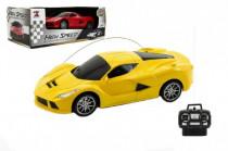 Auto RC športové plast 20cm na batérie - mix farieb