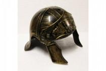 Římská přilba helma gladiátor bojovník plast 25cm