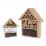 hotel hmyzí 30x24,3x9,2cm dřevěný