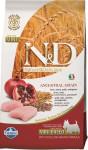 N & D Low Grain Dog Adult Mini Chicken & Pom. 0,8 kg