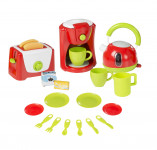 Smart raňajková sada - kanvica, toaster, kávovar a doplnky