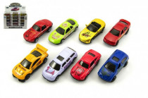 Auto kov 7cm v krabičke - mix variantov či farieb