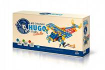Mechanik Hugo stavia Lietadlo