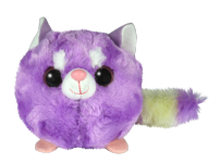 Yoo Hoo Panda - zakulacená 9 cm