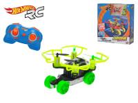 Hot Wheels Quad Racerz auto 7,6 cm race & fly 2,4 GHz na baterie s USB připojením - mix barev
