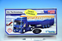 Stavebnica Monti 54 Air Technology Actros L-MB 1:48