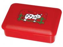 klickbox 15,5x11x5,5cm s potlačou plastový - mix farieb