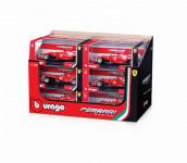 Bburago 1:32 Ferrari Racing Scuderia F2012 Fernando Alonso