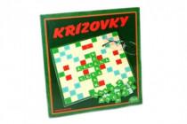 Krížovky verzia SK spoločenská hra - VÝPREDAJ