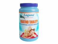 Tablety LAGUNA QUATRO 4v1 do bazénu 1kg