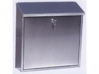 schránka poštová 360x360x100mm nerez
