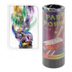 konfety / stuhy PÁRTY vystreľovací 10,5x3,5cm