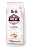 Brit Dog Fresh Chicken&Potato Puppy HealthyGrowth2,5kg