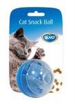 Hračka cat interaktívne Lopta na maškrty dôvo + 5 x 5 x 5 cm