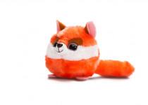 Yoo Hoo liška 9 cm zakulacená