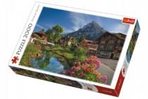 Puzzle Alpy v lete 2000 dielikov 96x68cm