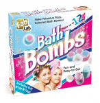 Fab Lab - Šumivé bomby