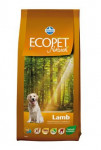 Ecopet Natural Adult Lamb Mini 12kg + 2kg ZADARMO