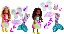 Barbie Chelsea oblečky a panenka - mix variant či barev