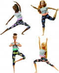 Barbie v pohybu - mix variant či barev