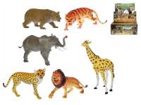 Zvieratká safari 23-30 cm - mix variantov či farieb
