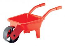Záhradný fúrik plastové, zelené / červené - mix variantov či farieb