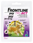 Frontline TRI-ACT spot-on dog L auv sol 1 x 4ml