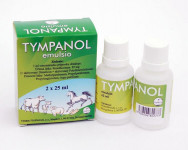 Tympanol emulzie 2x25ml