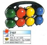 Petangové koule AN7107