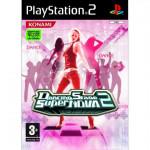 Tanečná hra Dancing Stage SuperNova 2 (PlayStation 2)