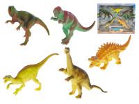 Dinosaury 11-13,5 cm 5 ks