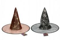 Klobúk čarodejnícky 46cm karneval - mix farieb