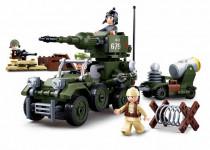 WWII 4v1 - Stavebnicový set