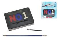 Národní barvy na obličej Bob a Bobek v krabičce 12x14cm karneval
