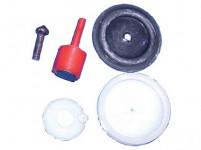 tesnenie WC nap. ventil VN01 gum./ plastové (6ks)