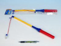 Hůlka k lampiónu 39cm na batérie karneval