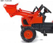 Přední lžíce  - traktor Kubota